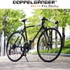 เสือหมอบ Doppelganger 423 obelisk 14 step shifting 700X23C road BIKE