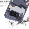 เคส Samsung S8 Plus เคสกันกระแทกแยกประกอบ 2 ชิ้น ด้านในเป็นซิลิโคนสีดำ ด้านนอกพลาสติกลายทหาร ลายพราง สวย แกร่ง ถึก ราคาถูก