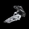 สับจาน DEORE, FD-M6000-H, 3X10-SPD, 40-42T, แคล้มป์บน, Side swing, 34.9MM/31.8MM