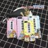 เคส iPhone 7 (4.7 นิ้ว) พลาสติกสกรีนลายการ์ตูนน่ารักมากๆ ราคาถูก