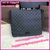 Louis Vuitton Damier Graphite Canvas District MM **เกรดท๊อปมิลเลอร์** (Hi-End)