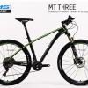 เสือภูเขา XDS รุ่น MT3 Carbon MTB 30สปีด XT ,Fox Edition 2016