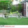 จักรยานพับได้ K-ROCK ล้อ 20 นิ้ว เกียร์ 6 สปีด ดิสเบรคหน้า+หลัง TMN2006HS2