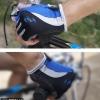 ถุงมือปั่นจักรยาน Moke MK. Half Finger Cycling Bicycle Gloves