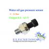 0-16 Bar Water pressure sensor