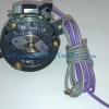 นาฬิกา - สวิทช์ตั้งเวลาซัก,ไทม์เมอร์ปั่นเเห้ง TOSHIBA แท้ 2 สาย