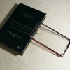 Case Samsung Note 3 นิ่มใสขอบ ชมพูอ่อน