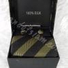 เนคไทผ้าไหม Silk NT035