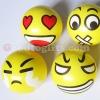 ลูกบอลหน้าเหลืองอีโมชั่น บริหารมือ x 12