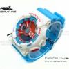 นาฬิกา US submarine Adventure Protector รุ่น TP3163M สีฟ้า-ขาว
