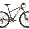 จักรยานเสือภูเขา TRINX H1200 เฟรมคาร์บอนT700 30 สปีด Deore วงล้อ 27.5,โช๊คลม X-Fusion, 2017