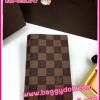 Louis Vuitton Damier passport cover กระเป๋าใส่พาสปอร์ต ** เกรดท๊อปมิลเลอร์ ** (Hi-End)
