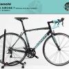 จักรยานเสือหมอบ Bianchi Nirone 7,9สปีด Sora ปี 2015