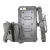 เคส iPhone 6s / iPhone 6 (4.7 นิ้ว) เคสกันกระแทก ดุๆ เท่ๆ แนวอึดๆ ผจญภัย adventure มาใหม่ ไม่ซ้ำใคร ตัวเคสแยกประกอบ 2 ชิ้น ชั้นในเป็นยางซิลิโคน TPU กันกระแทก ครอบด้วยแผ่นพลาสติกอีก1 ชั้น สามารถกาง-หุบ ขาตั้งได้ ราคาถูก