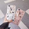 เคส iPhone 6 / 6s (4.7 นิ้ว) พลาสติกกากเพชรแมวน้อยแสนน่ารัก ราคาถูก