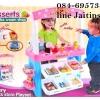 ร้านขายไอติมของเด็กมีเสียงไฟ ขนาด86ซม.สีชมพู (668-09)