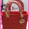 Diors Lady Gold Hardware **เกรดท๊อปมิลเลอร์** (Hi-End)