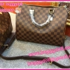 Louis Vuitton Damier Canvas Speedy Bandoulire **เกรดท๊อปมิลเลอร์** (Hi-End)