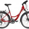 จักรยานทัวร์ริ่ง TRINX 700C เกียร์ 24 สปีด โช้คหน้า เฟรมอลูมิเนียม R810DL