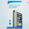 ฟิล์มกันรอย Iphone 6 - 5.5 ด้าน ขุ่น (หน้า-หลัง)