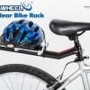 ตะแกรงหลังจักรยานอลูมิเนียม แบบปลดเร็ว roswheel rear bike rack,R001