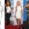 เลือกชุดราตรีตามรูปร่าง : สาวหุ่นลูกแพร์