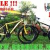 !!!SALE!!!จักรยานเสือภูเขา WCI SPORT POWER 27.5 รุ่น NB7,เฟรมอลูมิเนียม 27.5 21 สปีด