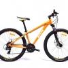 จักรยานเมาเท่นไบค์ KAZE SORA ใหม่ 24สปีด ดิสเบรค เฟรมอลูมิเนียม
