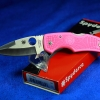 Spyderco Native Pink C41PPN
