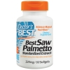 Doctor's Best, Best Saw Palmetto, Standardized Extract, 320 mg, 60 เม็ดเจล