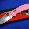 Spyderco Manix2 Pink C101GPPN2