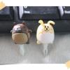 จุกกันฝุ่นมือถือ การ์ตูนเสือ กระต่าย น่ารักๆ สำหรับเสียบกันฝุ่นรูหูฟังและเพื่อความสวยงามสำหรับ iphone samsung htc oppo lg sony nokia asus หรือมือถือที่มีหูฟังขนาด 3.5 มม. / 3.5mm. Anti Dust Earphone Cap Jack Plug