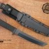 """มีดใบตาย Cold Steel 13RTK Recon Tanto ใบมีด 7"""" ด้ามจับ Blade Kray-Ex, ซองมีด Secure-Ex"""