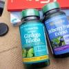 # บำรุงสมอง # Puritan's Pride Ginkgo Biloba 120 mg 100 Capsules