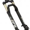 """โช๊คหน้า Fox ,FLOAT 100 3Pos FIT4 27.5"""" 9mm 1.5T Black 44mm Performance Fork,910-01-873"""
