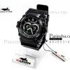 นาฬิกา US submarine TP3160M สีดำล้วน จอเทา