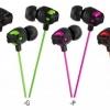 ขาย หูฟัง JVC Xtream Xplosives Headphones รุ่น HA-FX101 เบสทุ้มนุ่มลึก ทรงพลังแบบไดนามิก คมชัดใสแจ๋ว