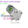 DC micro water pump