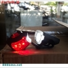 ไฟชุด BIGEYE หน้าหลัง FL47+RL36 USB 120 LUMENS