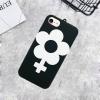 เคสซิลิโคนดอกไม้ ไอโฟน (7 plus) 5.5 นิ้ว
