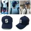 หมวก S แบบ Song Joongki