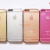 เคสนิ่มแอปเปิ้ลกากเพชรไอโฟน 5/5s
