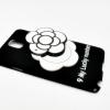 เคสดอกไม้ 3D ซ่อนกระจก ซัมซุง Note 3