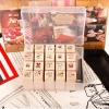 Petit CoChonn Stamp Set