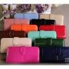 กระเป๋าสตางค์ผู้หญิงใบยาว หนังPU แบรนด์ HonZ-P แท้ งานสวยเนี๊ยบ