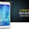สำหรับ SamsungGalaxy J7 ฟิล์มกระจกนิรภัยป้องกันหน้าจอ 9H Tempered Glass 2.5D (ขอบโค้งมน) HD Anti-fingerprint