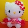 ตุ๊กตาคิตตี้ Ty Beanie Baby Hello Plush - cheerleader เชียร์ลีดเดอร์