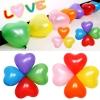 แจกฟรีลูกโปร่งรูปหัวใจ เมื่อช้อปครบ 700 ( 5ลูกคละสีขอเลือกสีให้นะคะ)