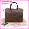 Louis Vuitton Damier Canvas Speedy 30 **เกรดท๊อปมิลเลอร์** (Hi-End)