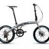 จักรยานพับได้ TRINX DOLPHIN2.0 7 สปีด ,ดุมแบร์ริ่ง 2017